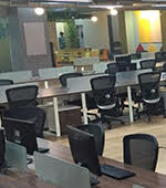 Well-serviced Office Spaces